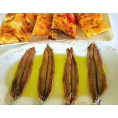"""Conecta 4"" #Anxoves XXL de #lescala al #roser2 #emporda #igers #igersemporda #simetrias #igersgirona #igerscatalunya #incostabrava #empuries #foodie #foodporn #instafood #instatravel #hinl #sunday #sundayfunday #summertime"