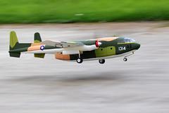 Fairchild C-119 Flying Boxcar, R.O.C Air Force 1958-1997.