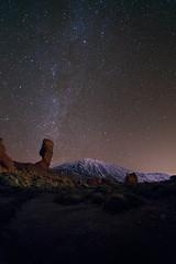 A night full of wonders - Tenerife, Spain