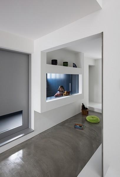 倉庫豪宅的設計概念 3