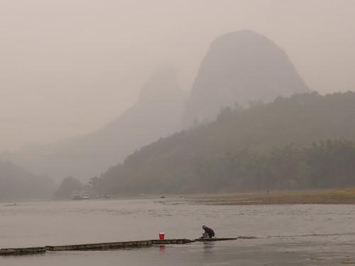 Guilin et la rivière Li