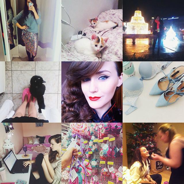 PicMonkey Collage, Instagram
