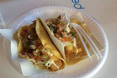 Carnival Inspiration - Ensenada Fish Tacos