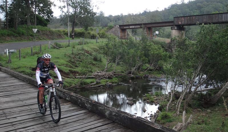 Wooden Bridge, Gradys Creek