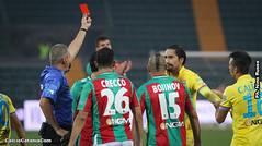 Bari-Catania: arbitra Candussio, in stagione precedenti infelici