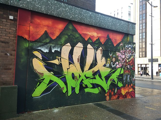 Empty Walls 2014:Roxe and Tizer Id