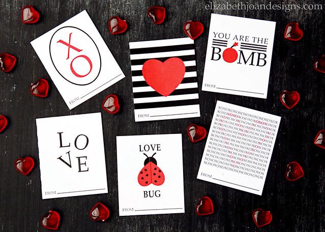 2015 Valentine's Day Cards