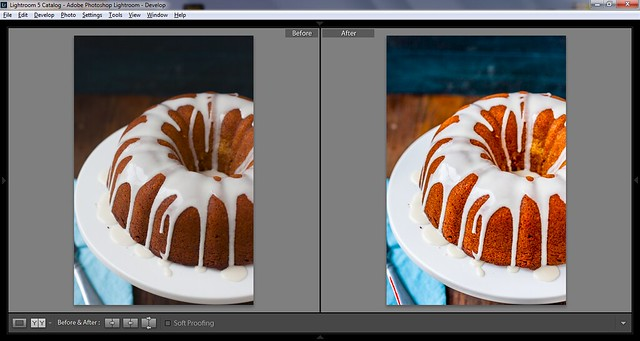 Editing Food Blog Photos with Lightroom 5