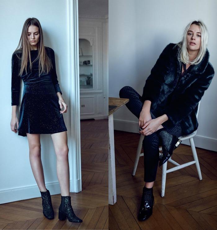 vestido terciopelo Zara