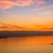 dunav: Vivid sunset