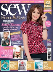 Sew Magazine Dec 2014