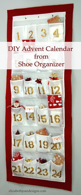 DIY Advent Calendar 1