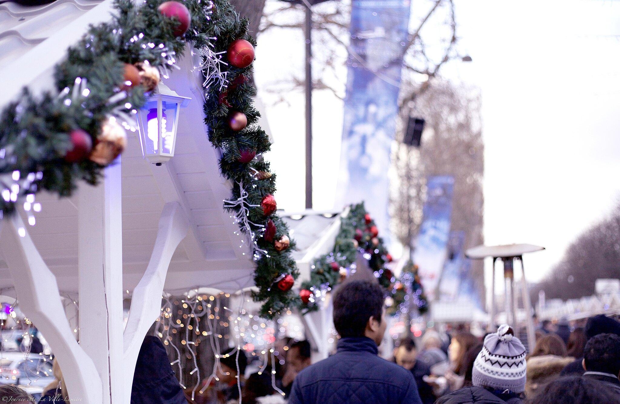 Marché de Noël des Champs-Elysées