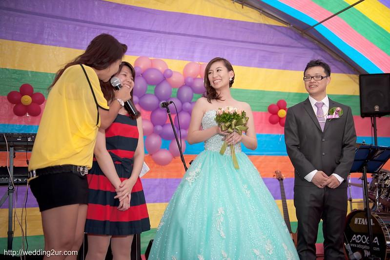 [婚禮攝影] @雲林自宅流水席_100家昇佩如