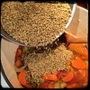 #CucinaDelloZio #Homemade #LentilSoup #ZuppaDiLenticchie - then the #lentils