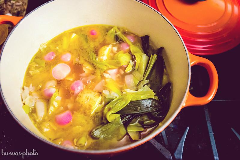 potato leek radish soup vegan soup_cleanse