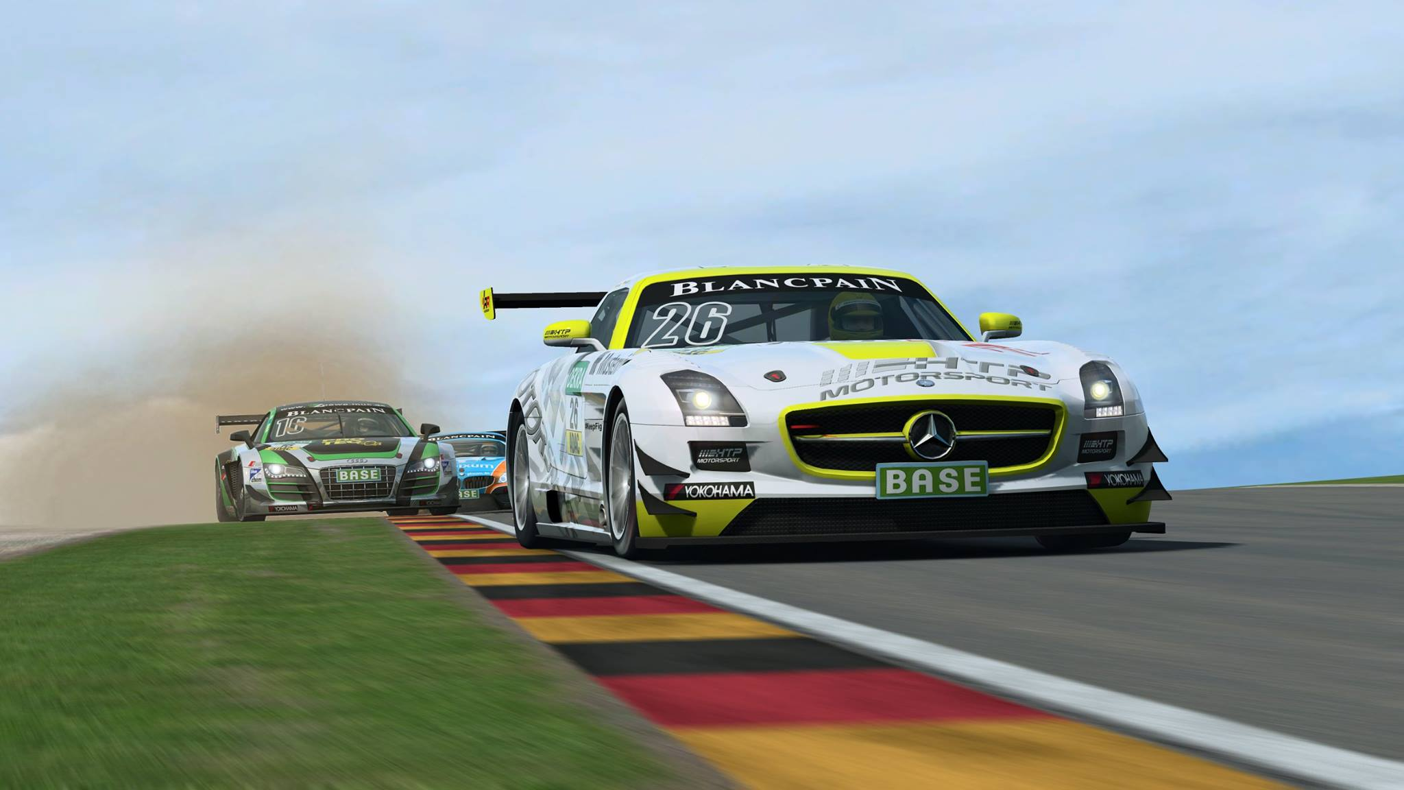 2008 ADAC GT Masters season #