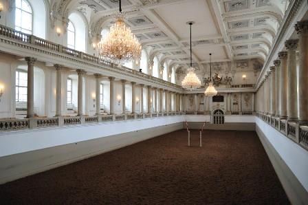 Escuela española de equiteción en Viena