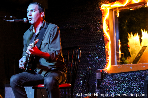 James Leste @ Bottom of the Hill, SF 12/10/14