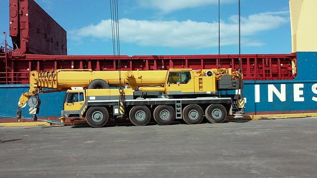 Flickr: Break-bulk,Yacht & Project Cargoes Transportation
