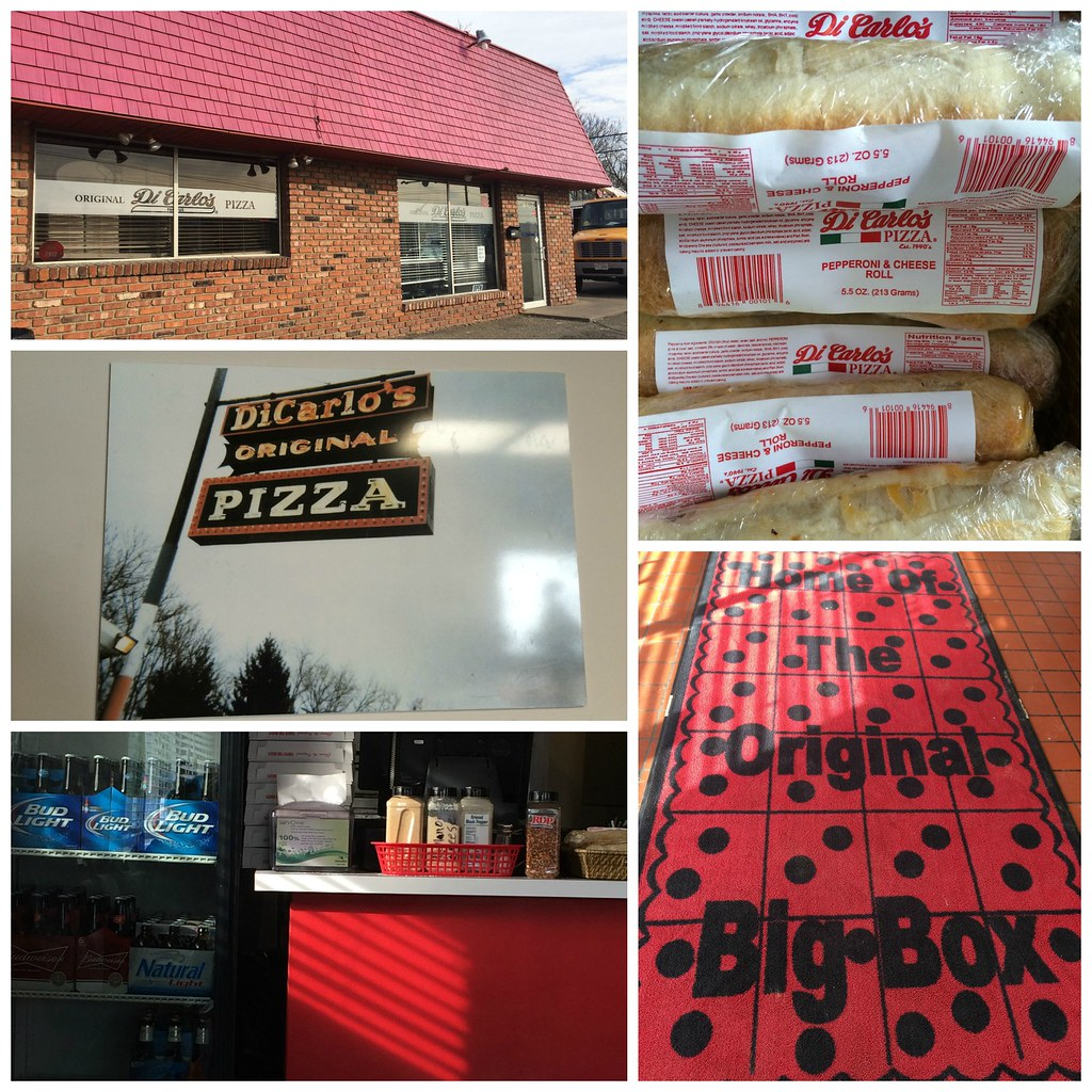 Glen Dale DiCarlos Collage