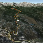 5 Parking Lot Climbs - Highway to Brainard Lake