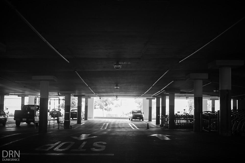 Exit B&W.