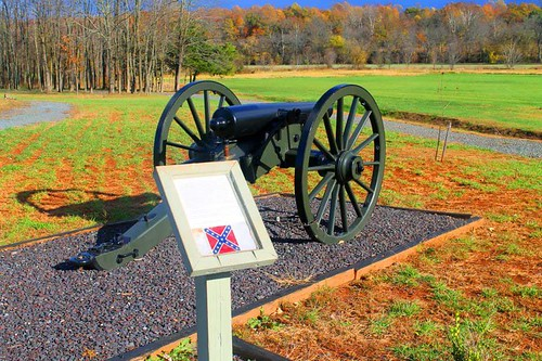 Hansborough Ridge Brandy Station Battlefield