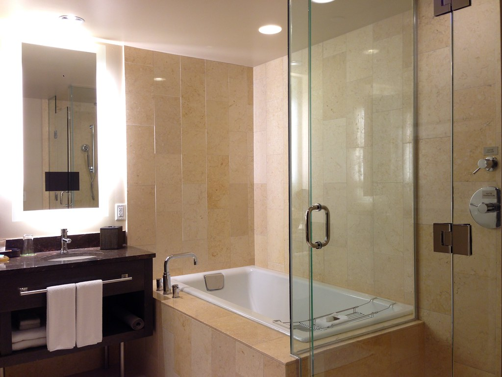 Bathtub and Shower