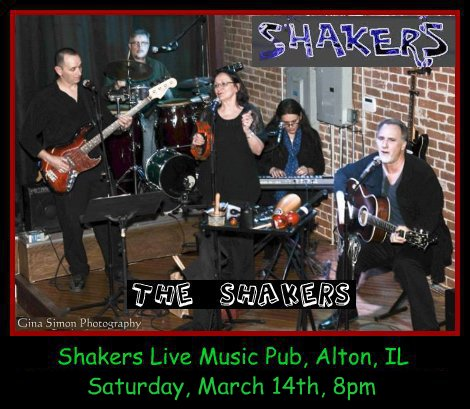 The Shakers 3-14-15