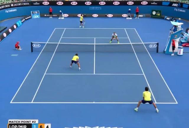 Marcelo Melo - Australian Open QF
