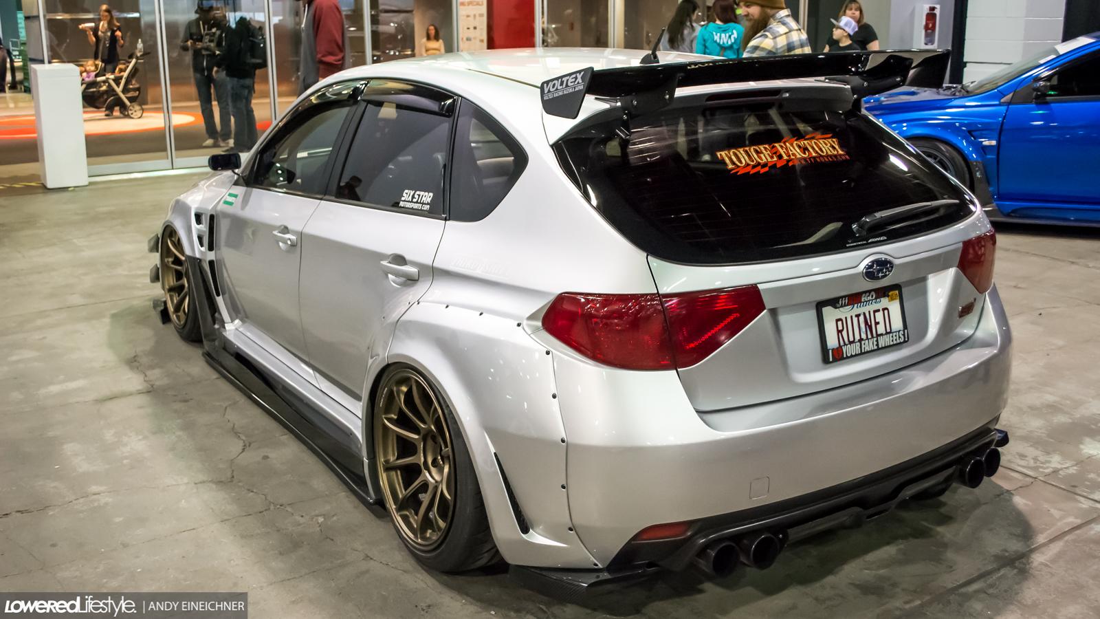 Subaru STI hatch