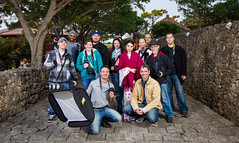 Jan 2015 Off Camera Flash workshop Okinawa with Chris and Pete