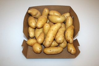09 - Zutat Kartoffeln / Ingredient potatoes