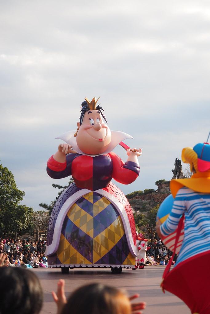Tokyo Disney Daytime Parade