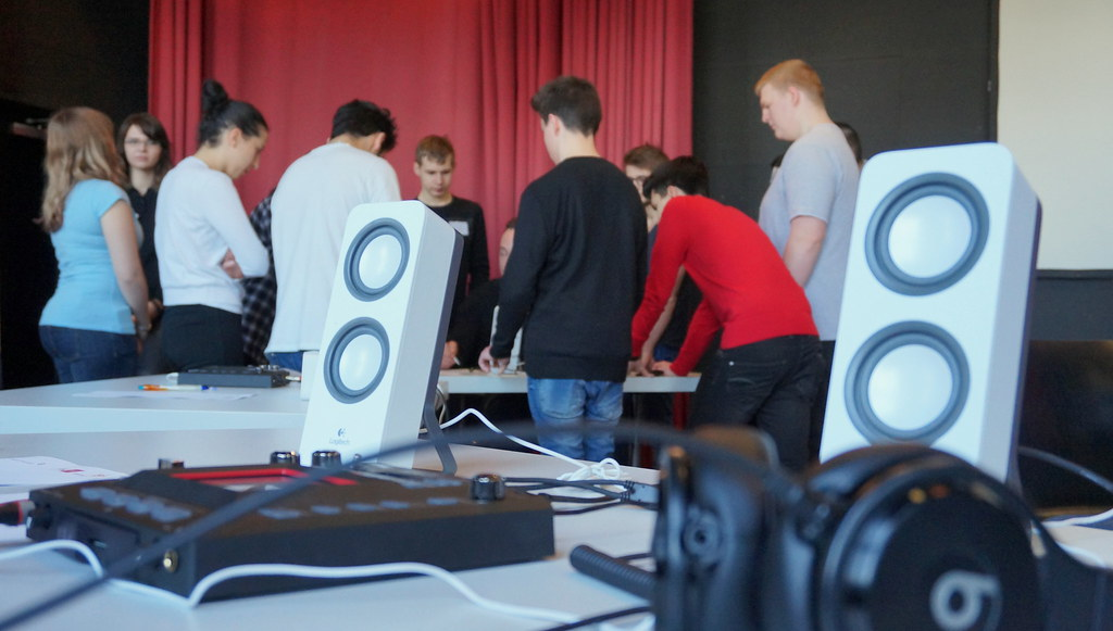 work::sounds Kreativworkshop – 3EHIF der htl donaustadt