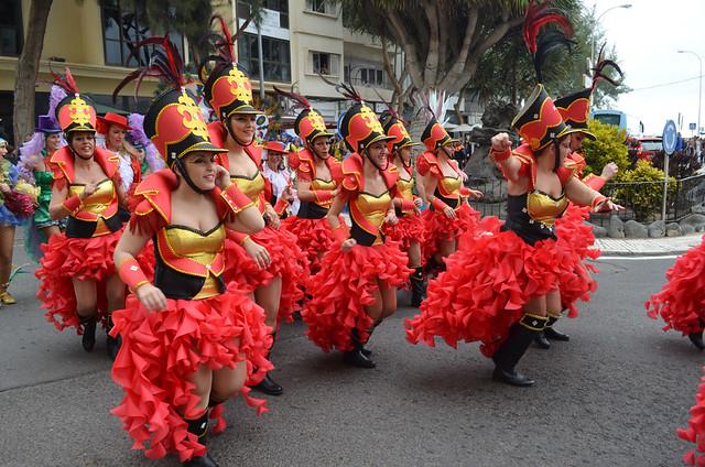 Pregón Carnaval Arrecife 2015