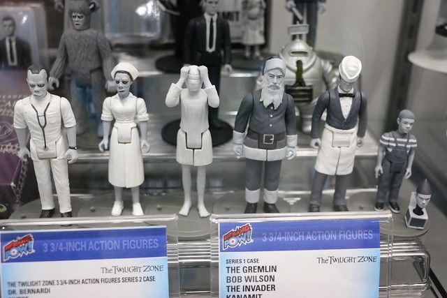 Entertainment Earth / Biff Bang Pow - New York Toy Fair 2015