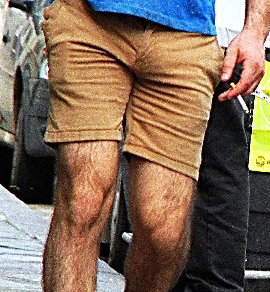 Sexy Hairy Male Legs - 30 Pics -