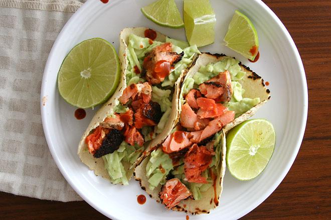 salmon tacos 7
