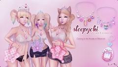 Sleepychi Digital Pets & Accessories