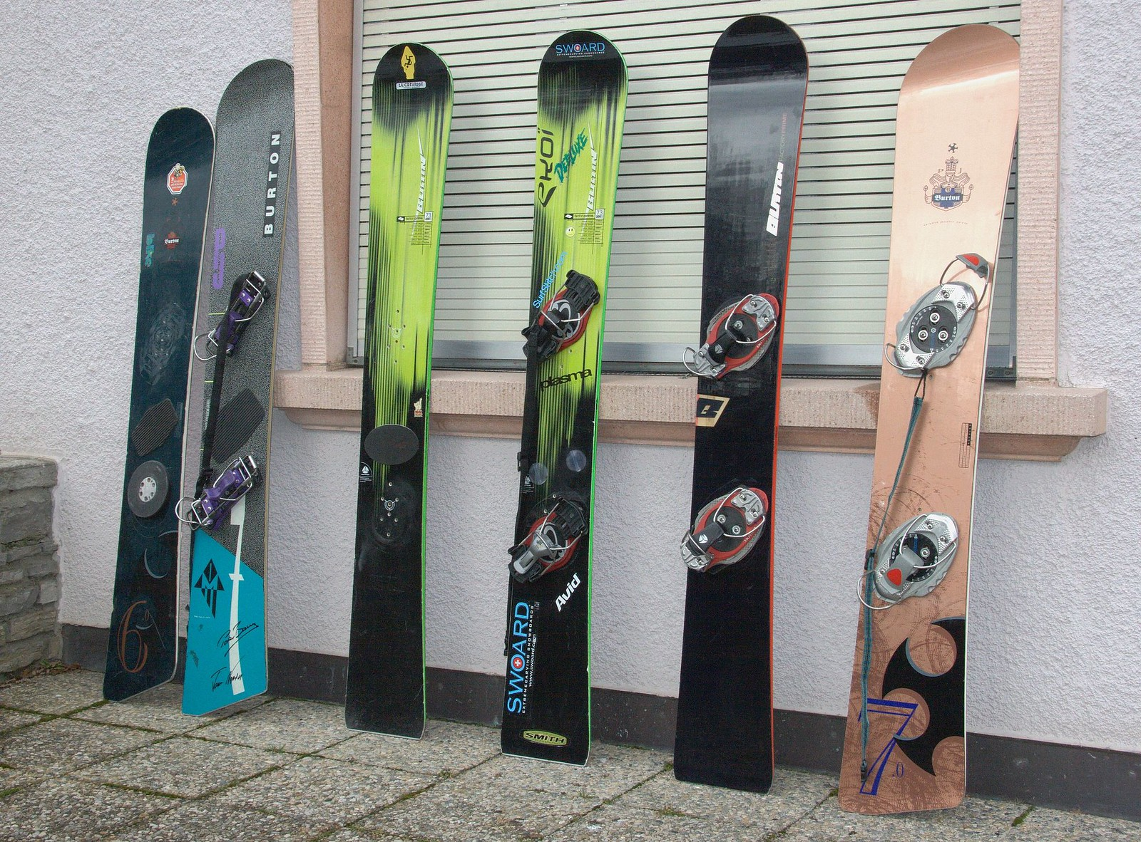 Burton Alpine Collection