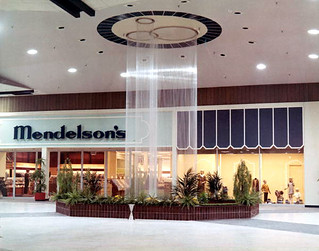 Mendelson's at the Northwood Mall on opening day - Tallahassee