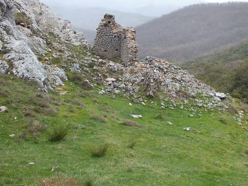 restos monasterio S. Guillermo