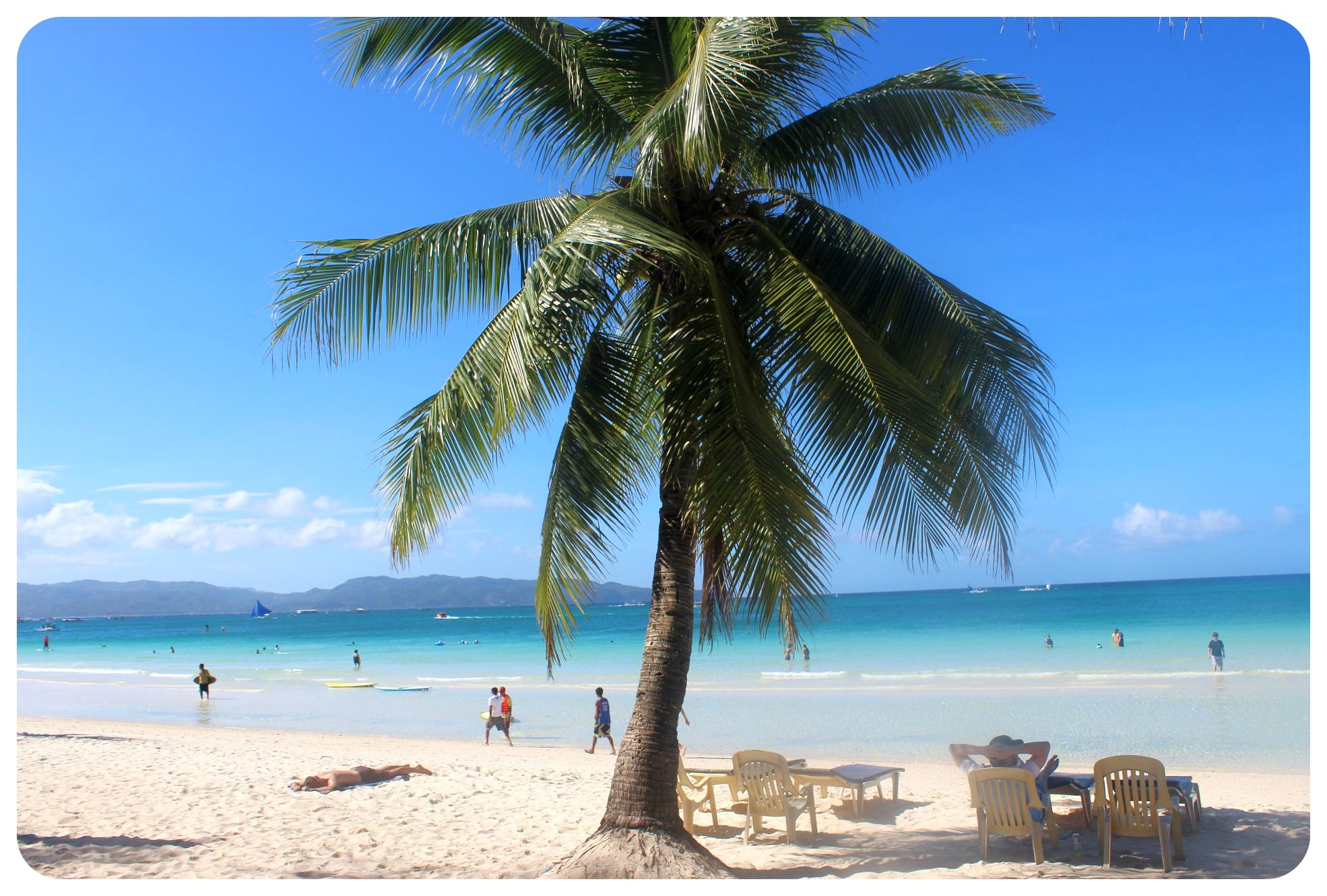 boracay island paradise