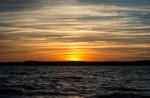 sunset canon samsung fd chathamcounty jordanlake canonfd primelens canonfd50mmf18 nx30 samsungnx30 beverettjordanlake