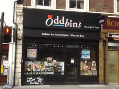 Picture of Oddbins, W11 3JE