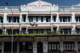 Sri Lanka. Colombo. Hotel Nippon.