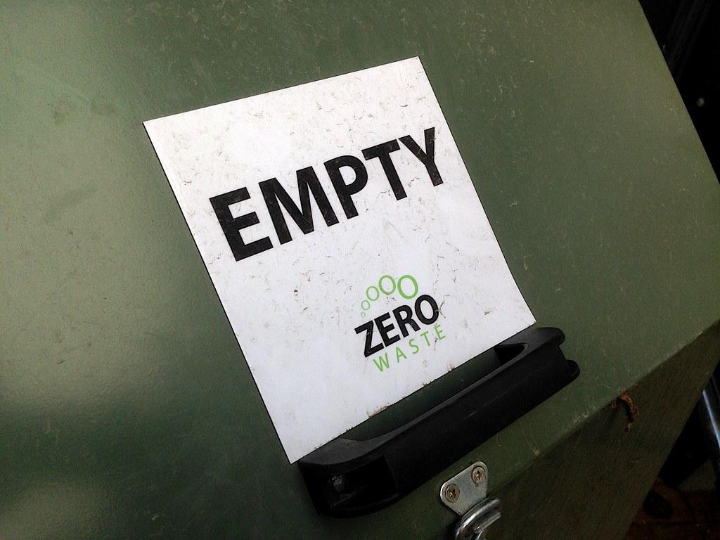 Empty of Zero Waste