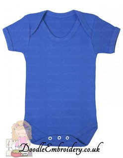 Body Suit - Royal Blue copy
